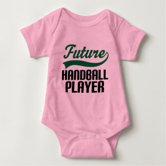 Handball Player (Future) Baby Bodysuit