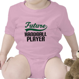 Handball Player Future Bodysuits