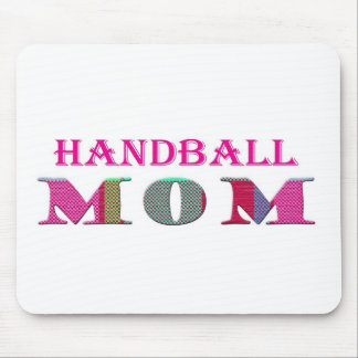 HandballMom Mouse Pads