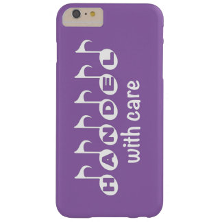 Handel With Care Barely There iPhone 6 Plus Case