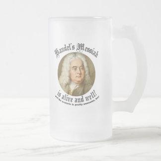 Handel's Messiah Coffee Mug