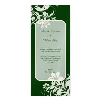 Handfasting 10 Cm X 24 Cm Invitation Card