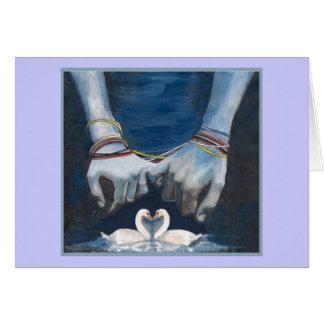 handfasting greeting cards