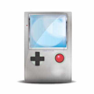 Handheld Game Console Acrylic Cut Outs