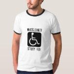 handicap, Wheelchair , Story $10 Tshirt