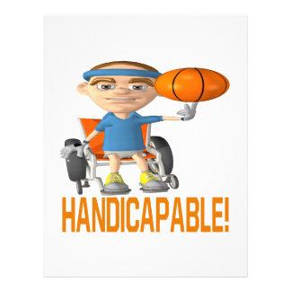 Handicapable Flyer
