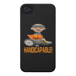 Handicapable iPhone 4 Covers