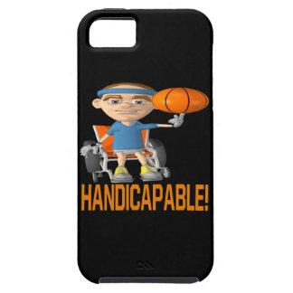 Handicapable Tough iPhone 5 Case