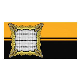 Handkerchief Photo Card