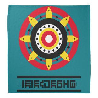 Handkerchief Tribe OHOHUIHCAN Bandana