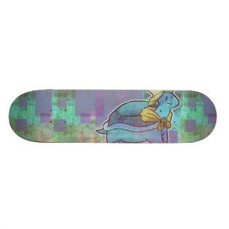 Handkerchief Turtle Grunge Skateboard Deck Skateboard Deck