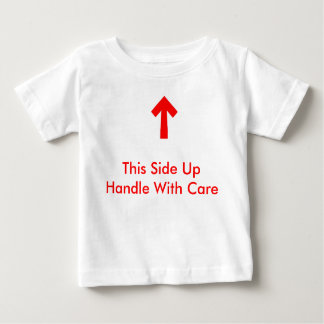 Handle With Care Baby T-Shirt