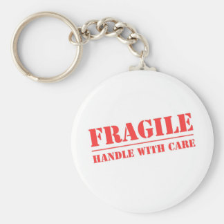 Handle with Care Keychains