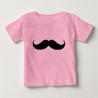 Handlebar Moustache / Mustache Baby T-Shirt