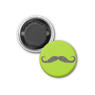 Handlebar Mustache Chic Magnet