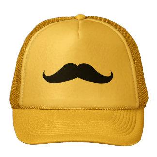 Handlebar Mustache Trucker Hat