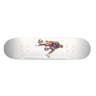Handles Franklin Skate Deck