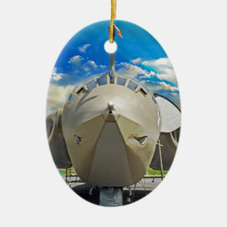 Handley-Page Victor K2 Lusty Lindy Christmas Ornament