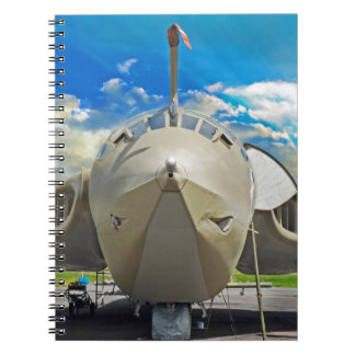 Handley-Page Victor K2 Lusty Lindy Spiral Notebooks