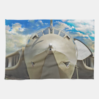 Handley-Page Victor K2 Lusty Lindy Tea Towel