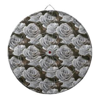 handmade bouquet for holiday dartboard