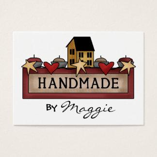 """Handmade By"" Card - SRF"