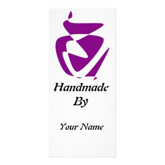 Handmade by Template Custom Rack Card