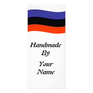 Handmade  by Template Rack Card