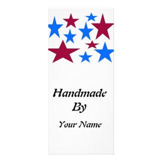 Handmade by Template Rack Card Template