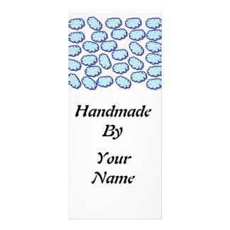 Handmade  by Template Customized Rack Card