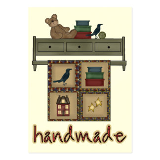 Handmade / Crafter Business Card - SRF