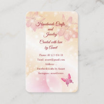 Craft buttons business cards business card printing zazzle uk colourmoves