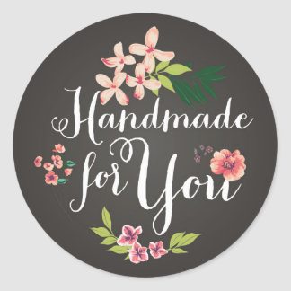 Handmade for You Sticker