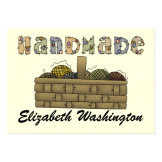 Handmade Gift Enclosure Card ... by SRF Pack Of Chubby Business Cards