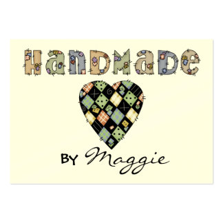"""""""Handmade"""" Gift Enclosure Card / Tag by SRF Business Cards"""