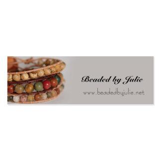 Handmade Jewelry 2 Business Card