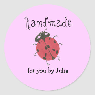 """Handmade"" label"