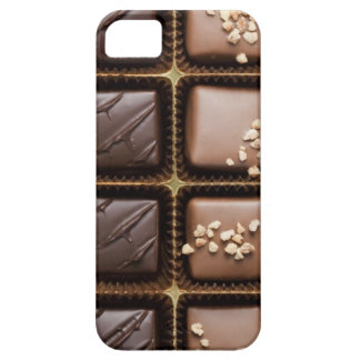 Handmade luxury chocolate in a box barely there iPhone 5 case