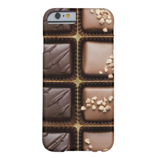 Handmade luxury chocolate in a box barely there iPhone 6 case