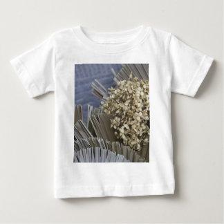 handmade paper flowers baby T-Shirt