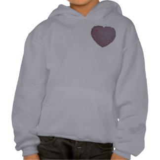 Handmade Paper Heart 010 Sweatshirts