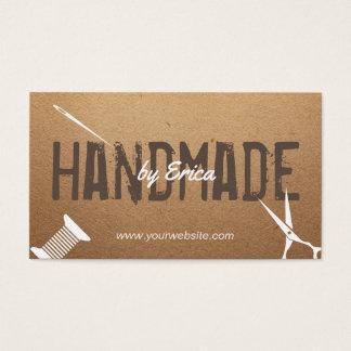 Handmade Sewing Crafts Vintage Cardboard