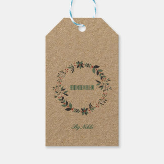 Handmade with love tags