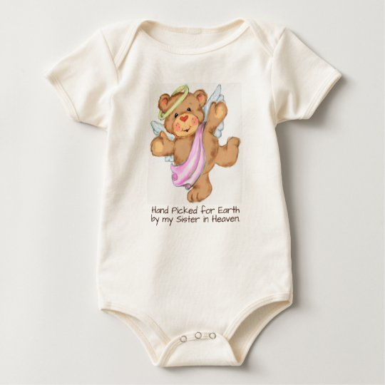 Handpick for Earth - Rainbow Baby Body Suit