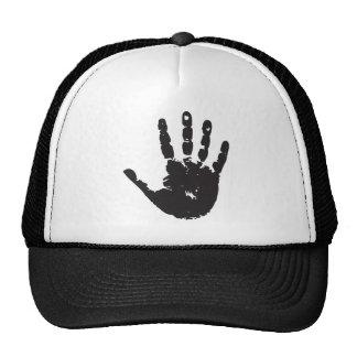 Handprint Mesh Hats