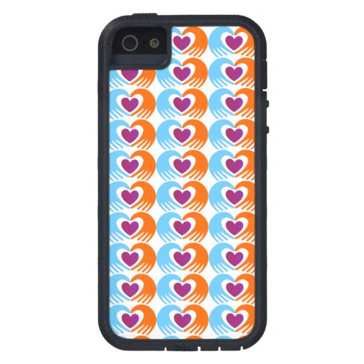 Hands and Heart Phone Case - SRF iPhone 5 Case