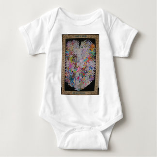 Hands Baby Bodysuit