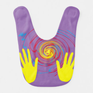 hands bib
