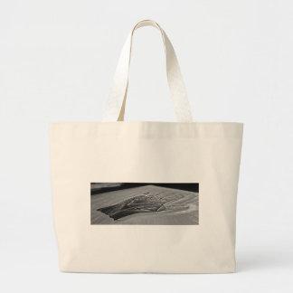 Hands of Fate Jumbo Tote Bag