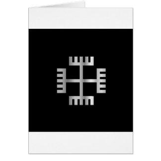 Hands of God, a symbol of Polish Neopaganism Card